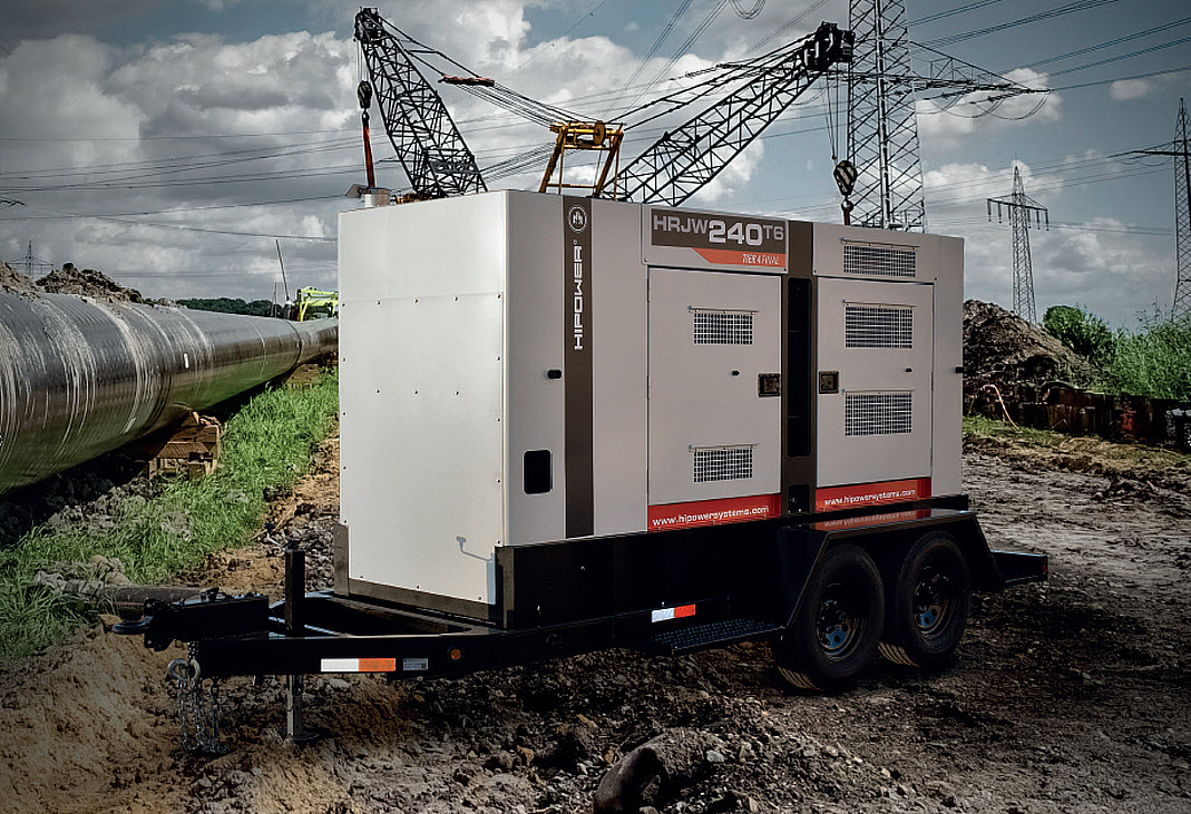 Hipower Systems' Tier 4 Final Generators Reflect Commitment to Quality