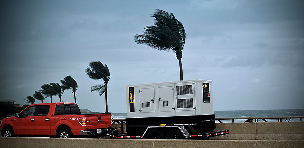 HIPOWER SYSTEMS Generator Enclosures Achieve Wind Resistance Certification to 180 Miles per Hour